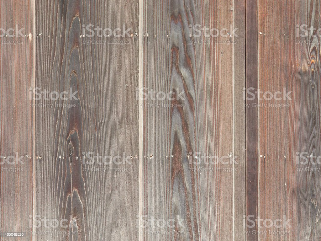 exotic brown fence stock photo