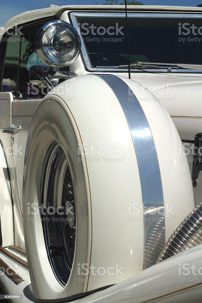 Exotic Car royalty-free stock photo