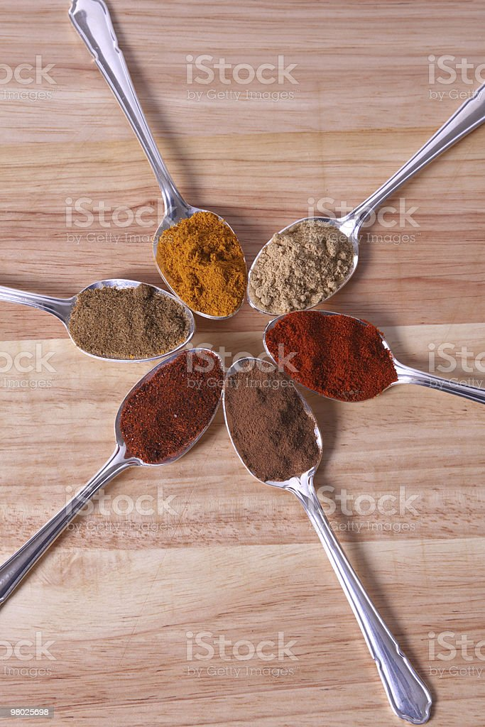 Exotic Flavours royalty-free stock photo
