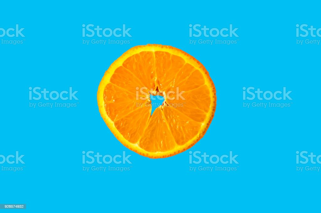 exotic fruit on colorful background creative concept of fruits stock photo