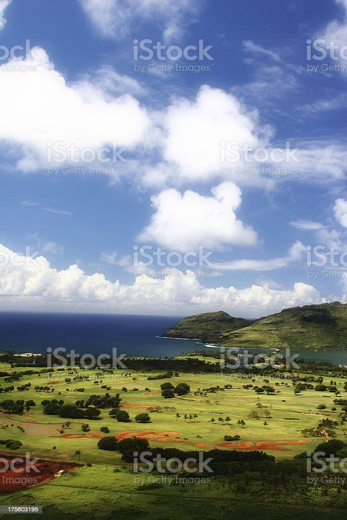 Exotic Locations - Kauai stock photo