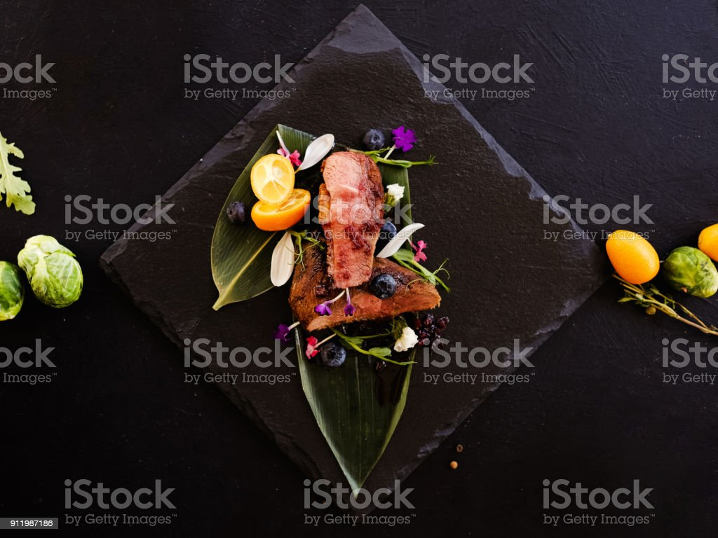 exotische Restaurant Gourmet Essen – Foto