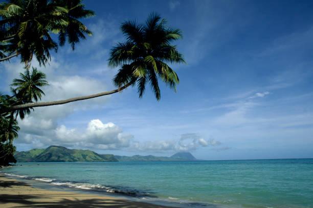 Exotische tropische Strand – Foto