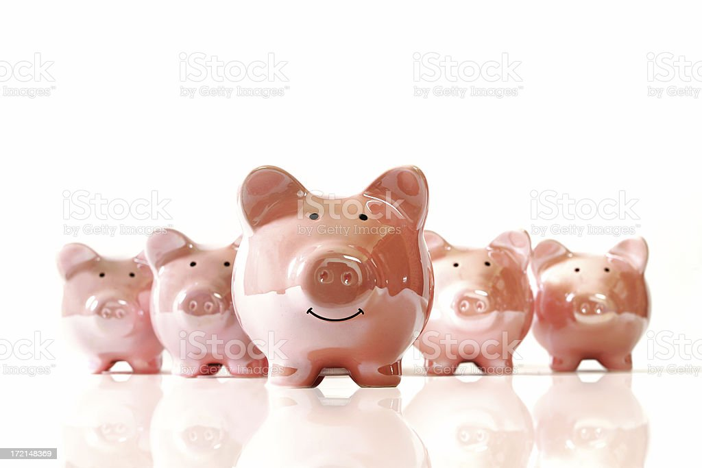 Expand your savings royalty-free stock photo