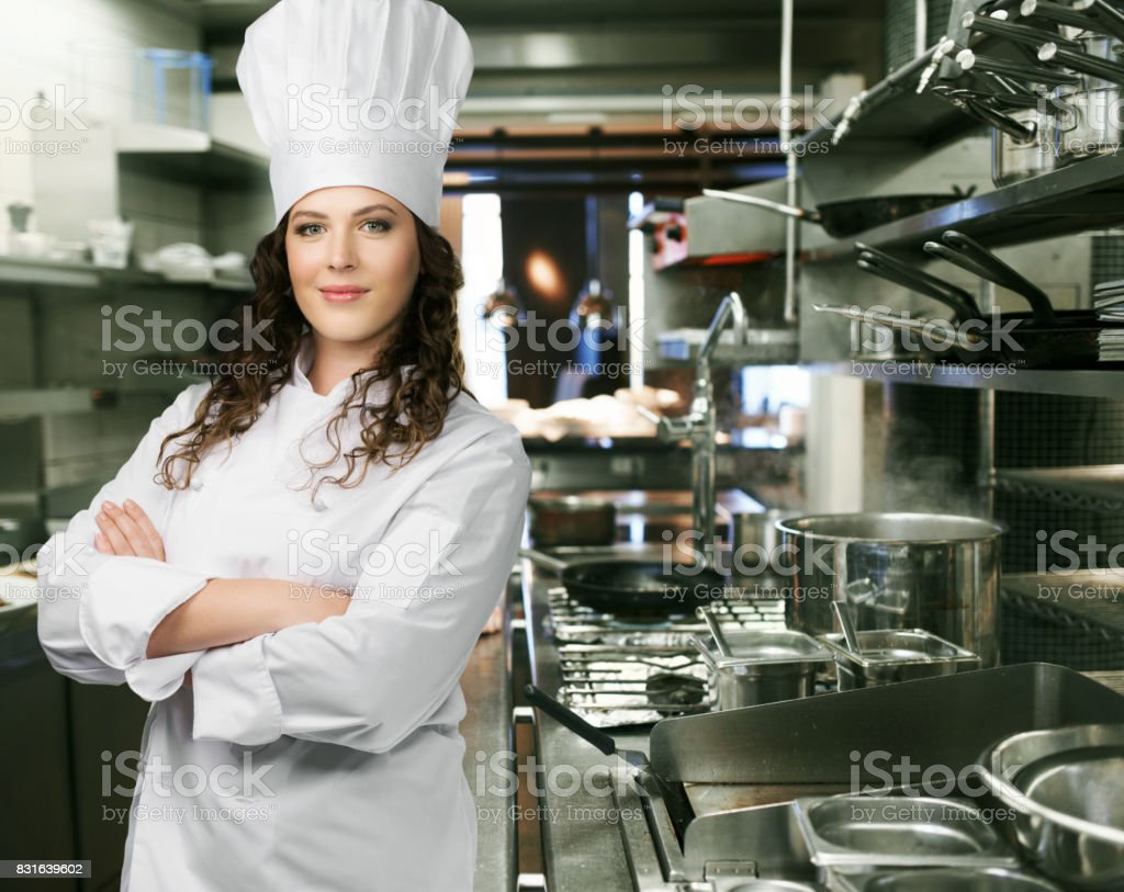 Expect nothing but the best from my kitchen stock photo