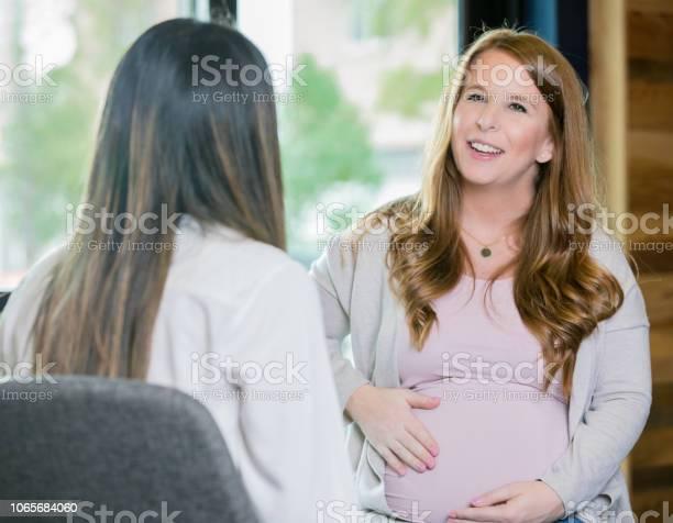 rencontre avec femme enceinte