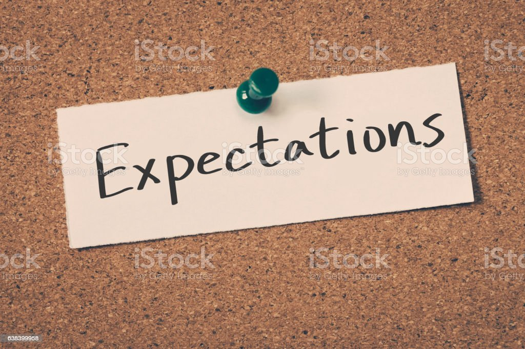 Expectations – Foto
