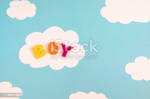 886700726istockphoto Expecting a baby boy 1178431965