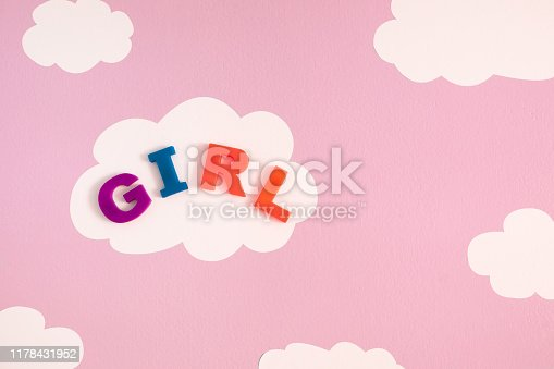 875685464istockphoto Expecting a baby girl 1178431952