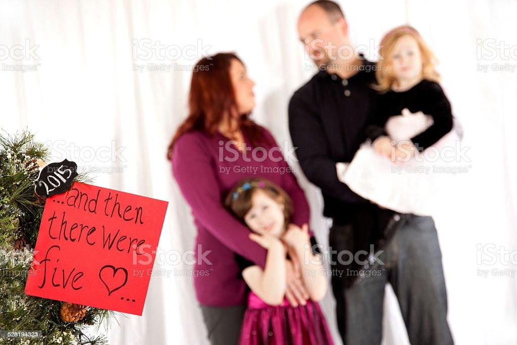 Attendez un enfant - Photo