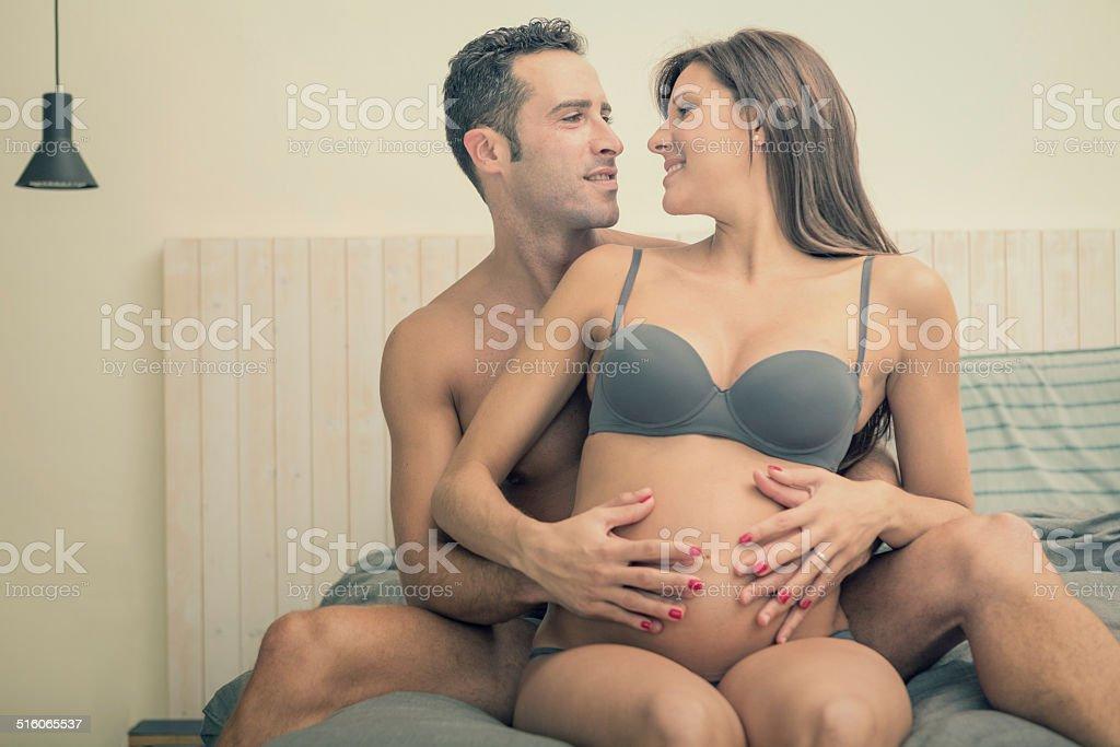 Pregnant Danniella Westbrook hits beach in bikini in Spain