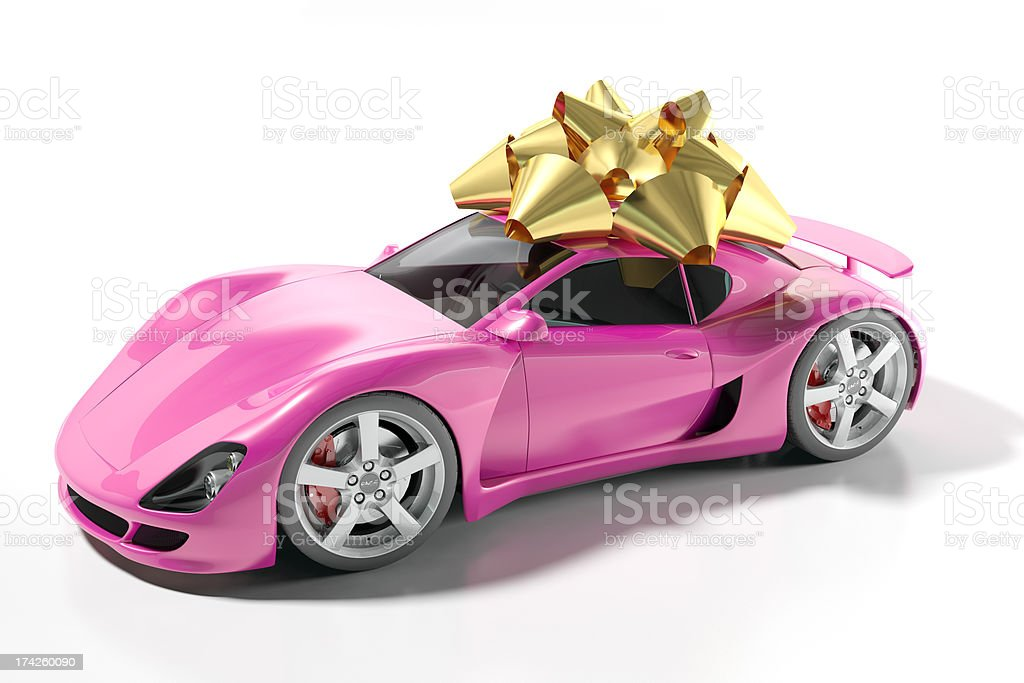 Expensive Gift royalty-free stock photo