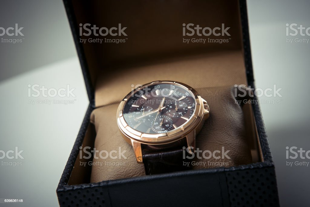 expensive men's watches - Photo