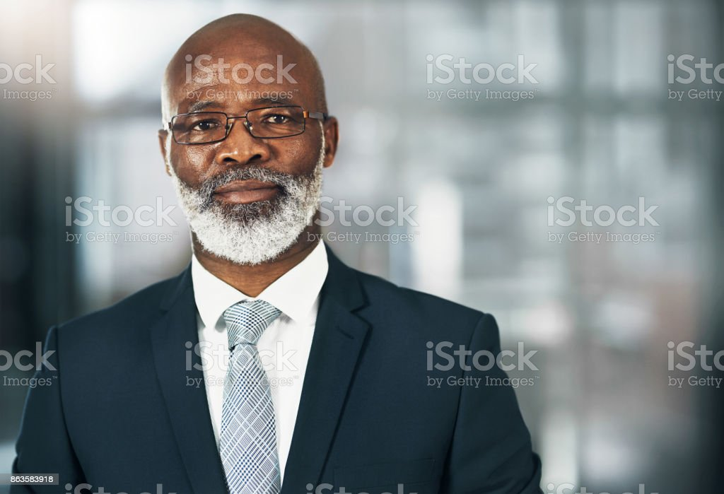 Experience is an important source of success stock photo