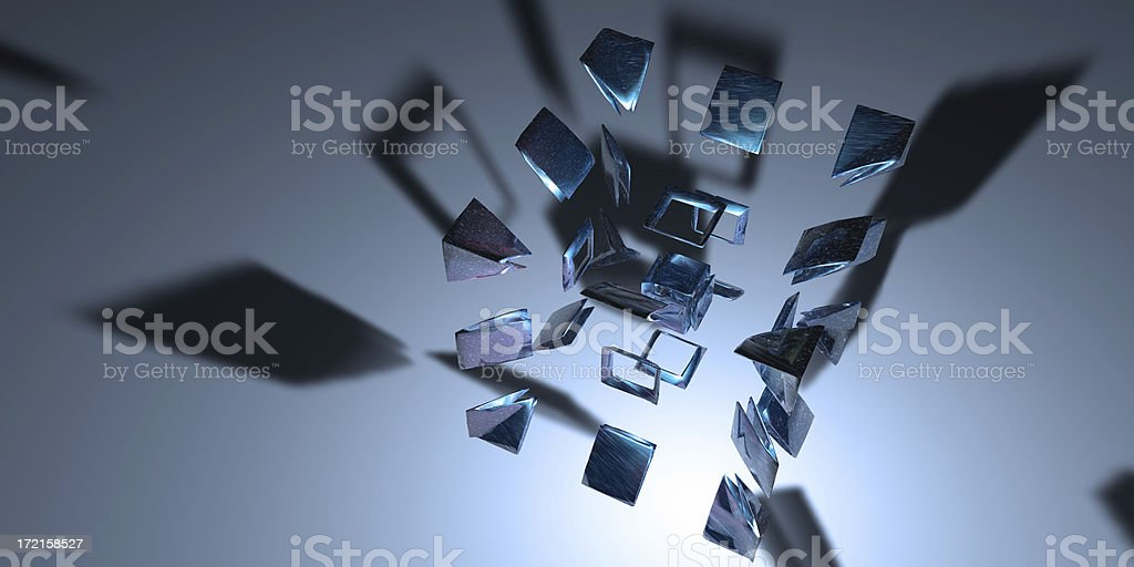 Explo wide 02 royalty-free stock photo