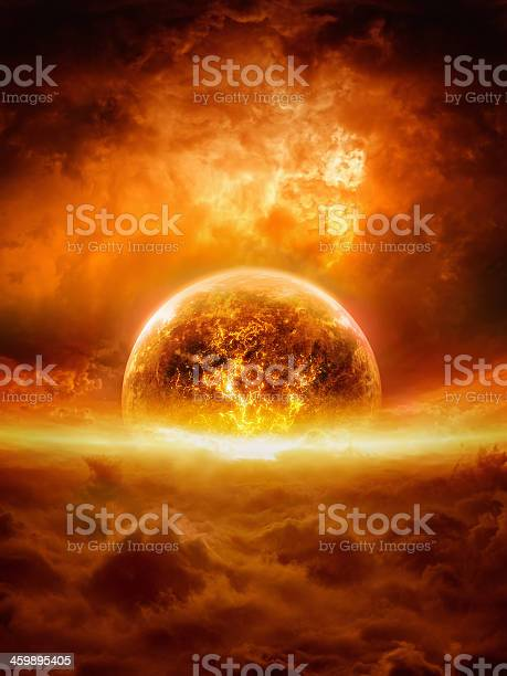Photo of Exploding planet