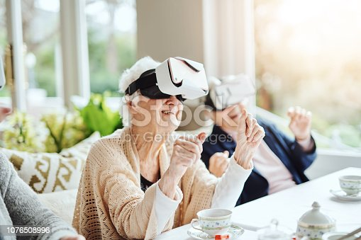 1053414472 istock photo Explore an ever changing world with virtual reality 1076508996
