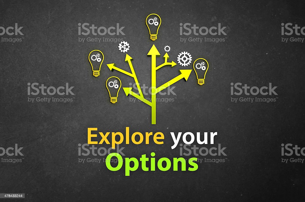 Erkunden Sie Ihre Optionen – Foto