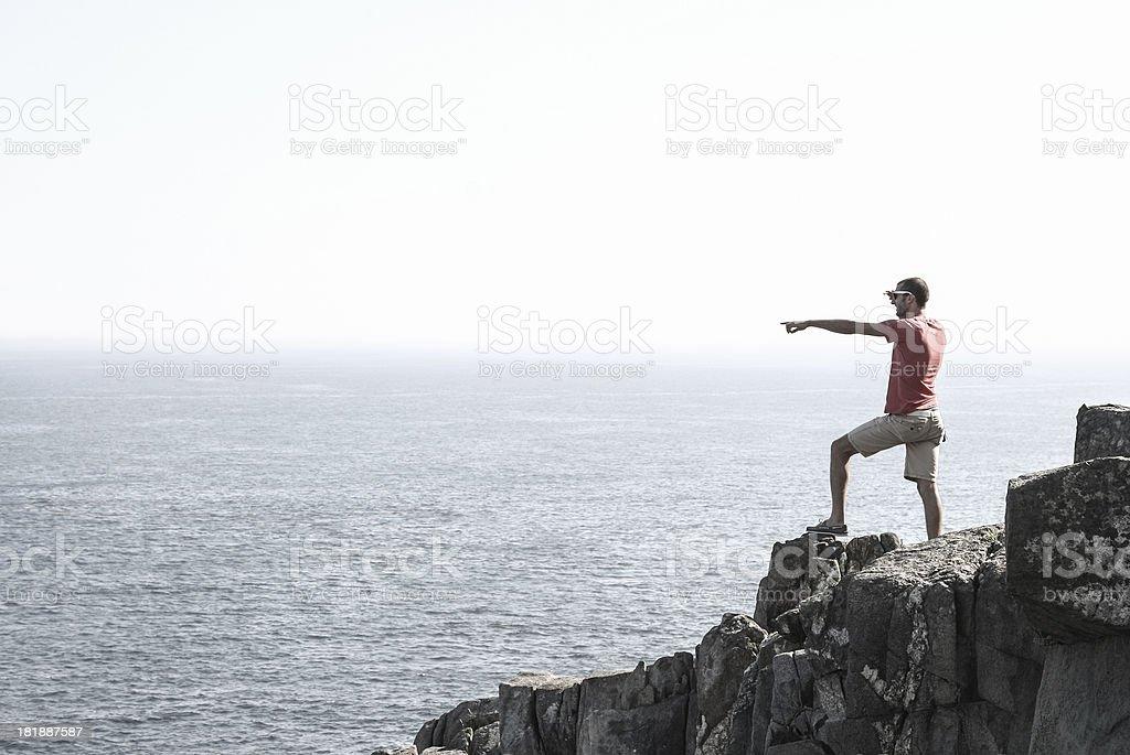 Explorer royalty-free stock photo