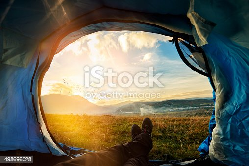 istock exploring nature and taking a break 498696028