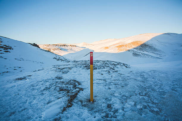 Entdecken Sie den Winter in Island – Foto