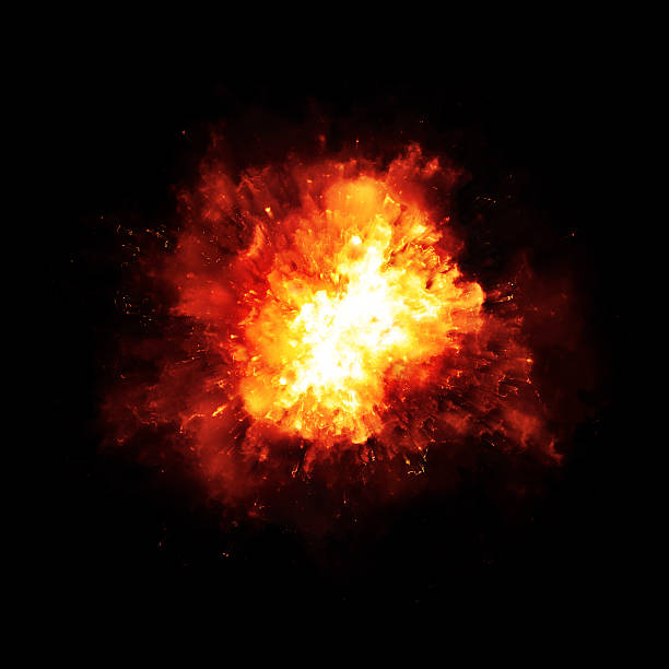 explosion fire An image of a nice fire explosion burst stock pictures, royalty-free photos & images