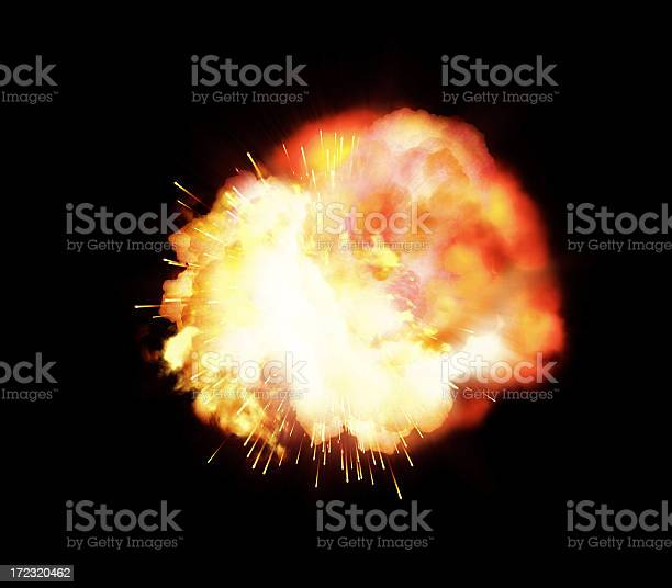 Explosion Stock Photo - Download Image Now