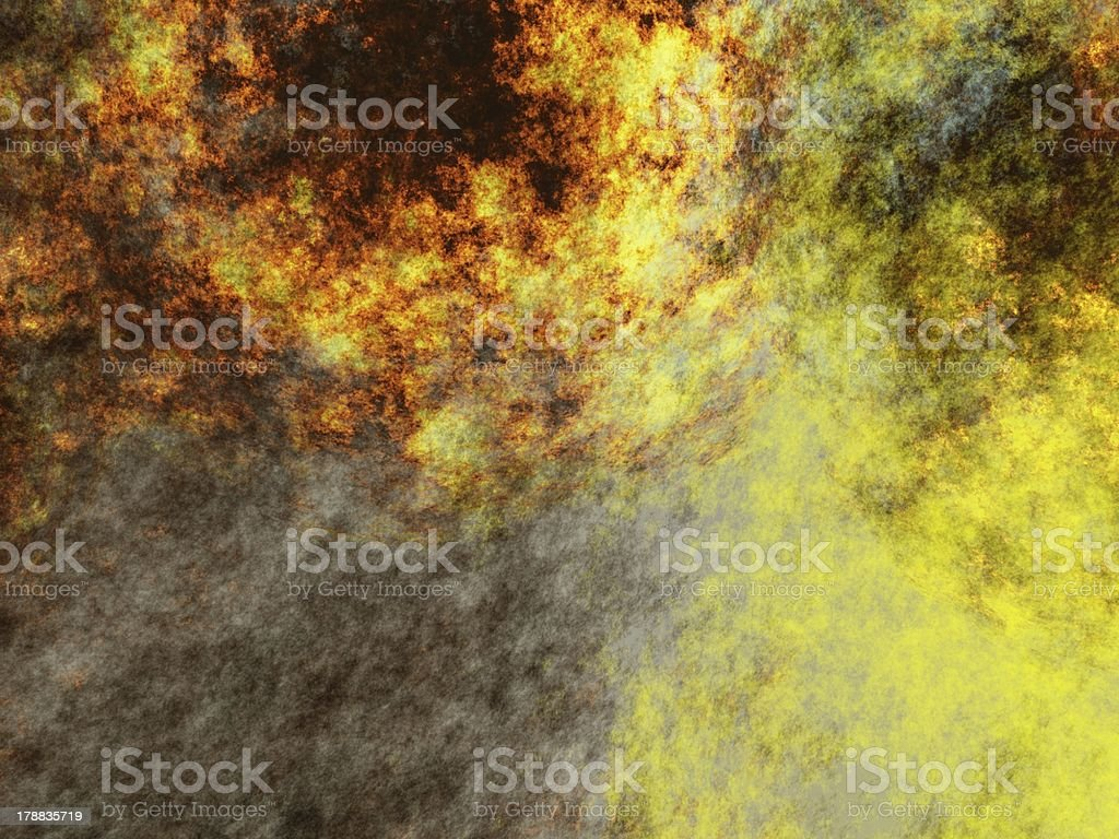 Explossion wallpaper royalty-free stock photo