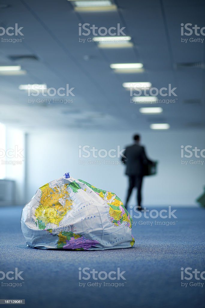 export failure royalty-free stock photo