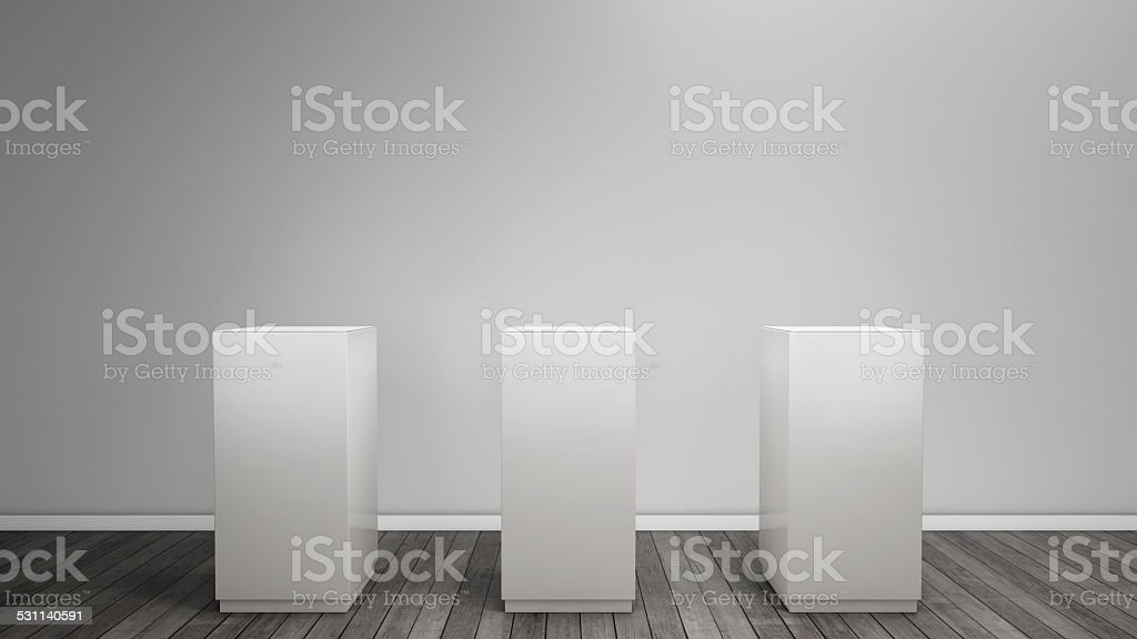 exposure of a product stock photo