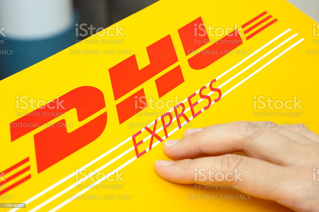 DHL Express package