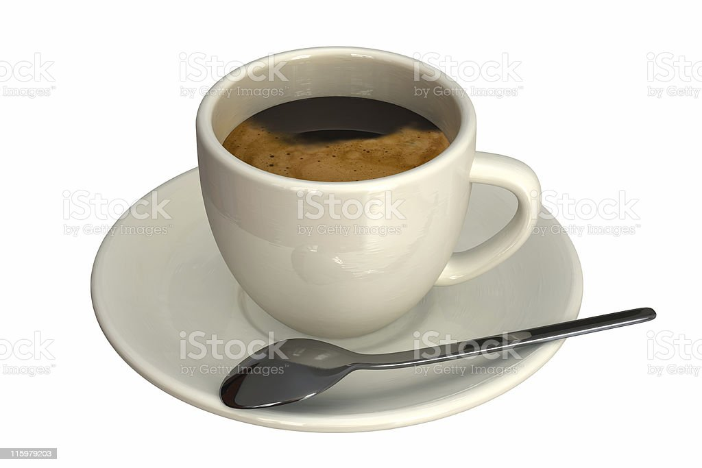 Expresso royalty-free stock photo