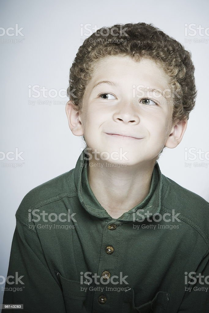 Expressive Kids royalty-free stock photo