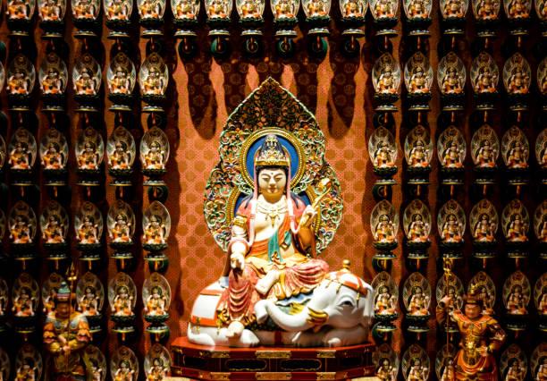 Exquisite Buddhism Bodhisattva Exquisite Buddhism Bodhisattva bodhisattva stock pictures, royalty-free photos & images