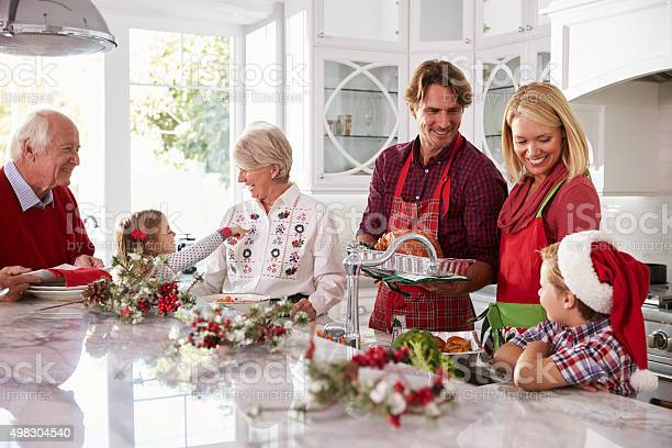 Extended family group preparing christmas meal in kitchen picture id498304540?b=1&k=6&m=498304540&s=612x612&h=pil5t2esvqpyy0asquc8najlxgh4to 4hzezqf47vmu=