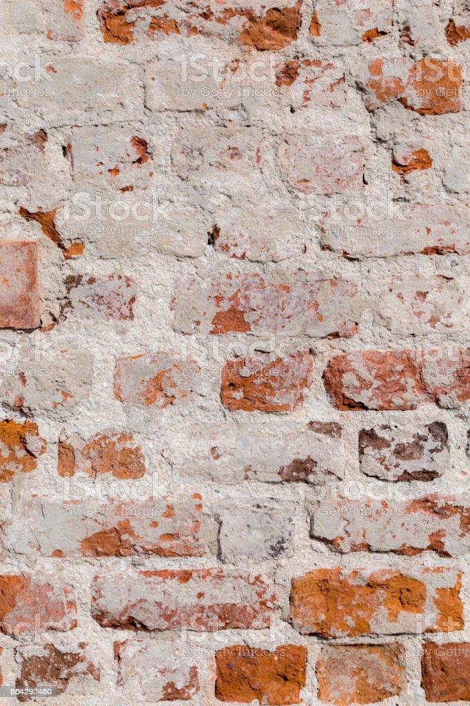 exterior Brick Wall royalty-free stock photo