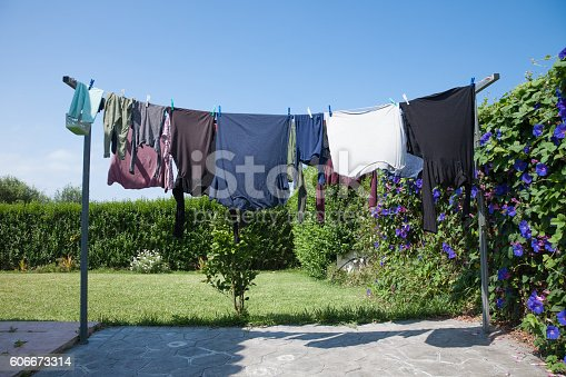 istock exterior clothesline 606673314