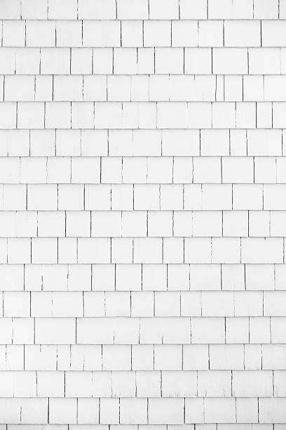 Exterior cottage wall pattern for background