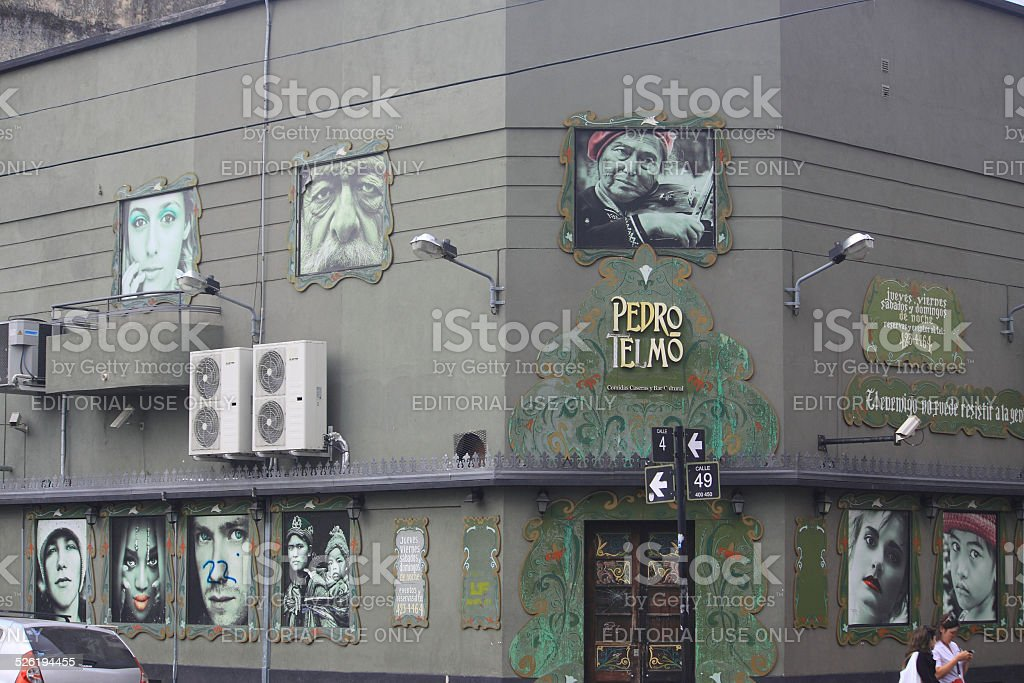 Exterior Of Bar With Very Interesting Design Stock Photo Download Image Now Istock