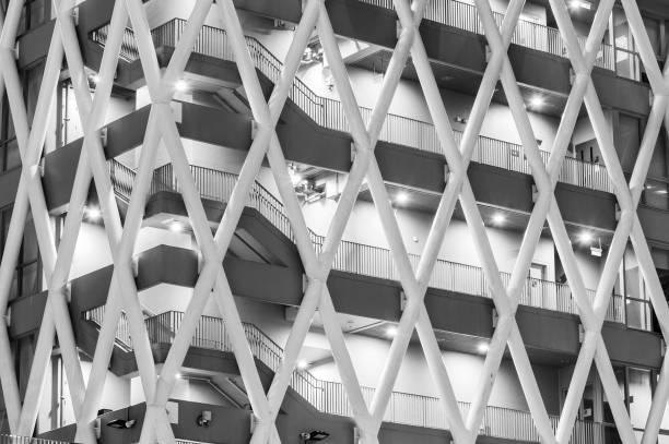 Außenseite des Neubaus – Foto