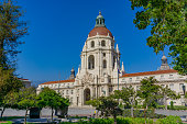 Pasadena City Hall, completed in 1927, serves as the central location for city government in the City of Pasadena, California and it is a significant architectural example of the City Beautiful movement of the 1920s