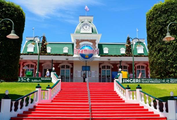 Exterior view of entrance to dreamworld theme park on the gold coast picture id937111466?b=1&k=6&m=937111466&s=612x612&w=0&h=cp njg1invc75yqlcjsxqo8li3q9whj6kpvkl1rzcc4=