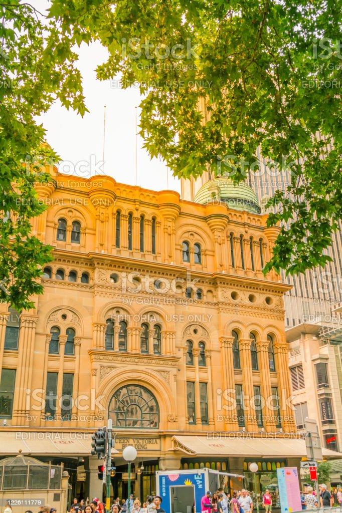 Queen Victoria Building (QVB), Sydney