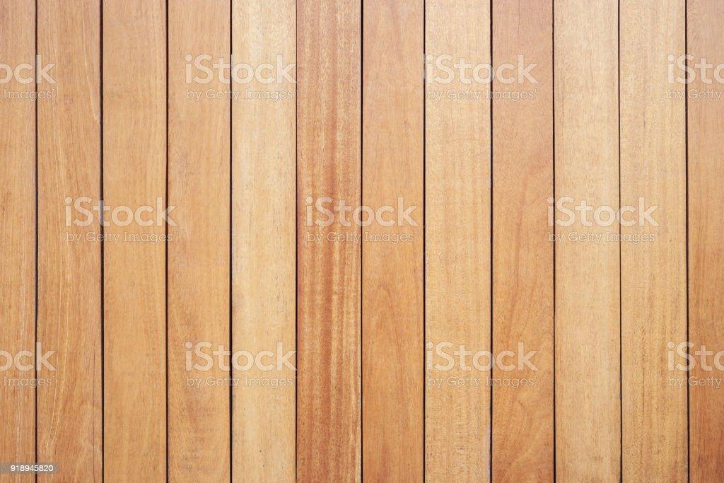 Madera Cubierta O Suelo En La Terraza Exterior Foto De Stock