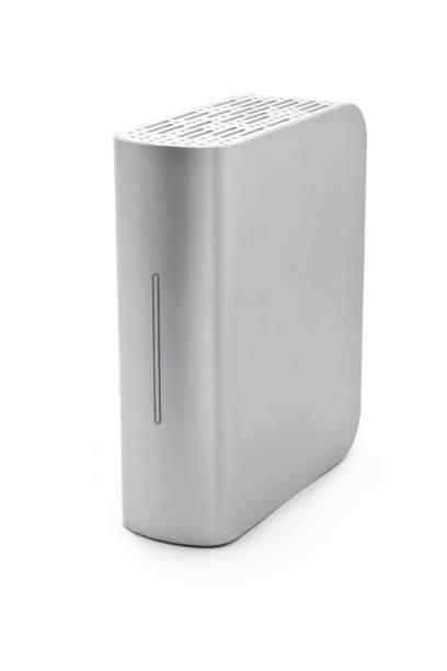 external hard drive - external hard disk drive stock photos and pictures