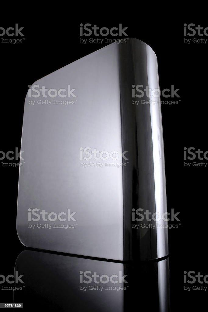 external hard drive royalty-free stock photo