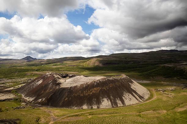 Erloschener Vulkan – Foto