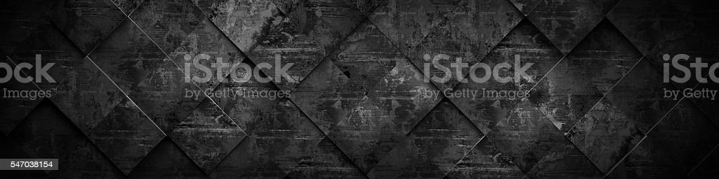 Extra Dark Background 3d Rendering Stock Photo More Pictures Of