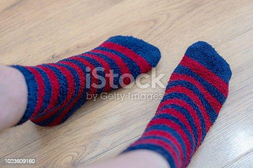 Extra fluffy socks