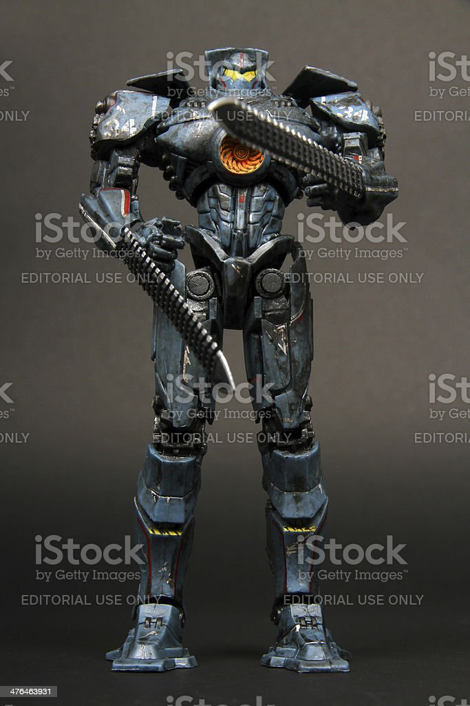 Extraordinary Warrior stock photo